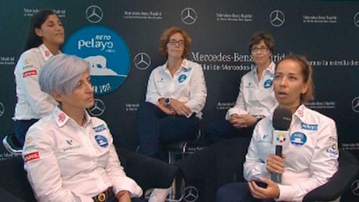 Cinco mujeres que han superado cáncer irán en expedición al Ártico