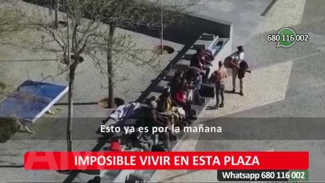 Aquí en Madrid 05.09.2017