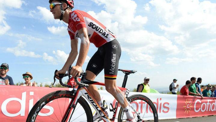 Armée estrena palmarés, Froome refuerza liderato y Contador sigue al alza