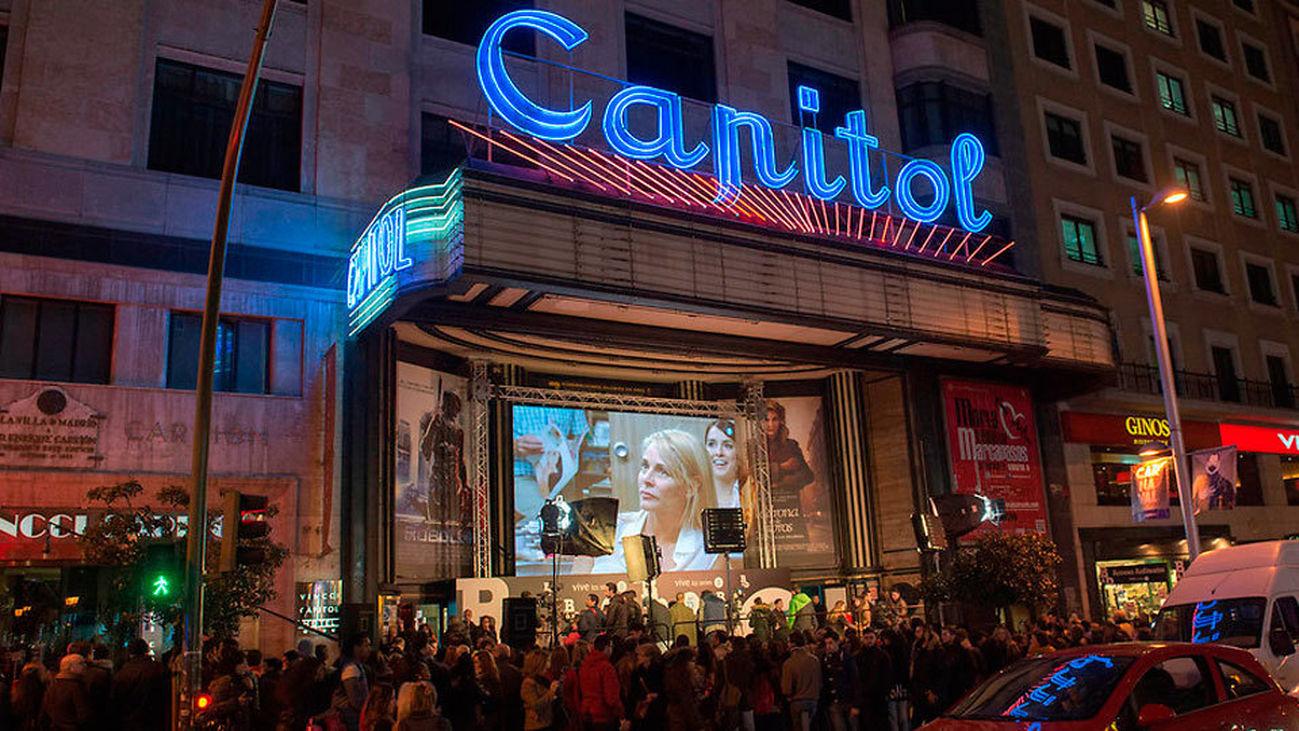 El Gobierno bajará el IVA de los cines al 10 por ciento en 2018