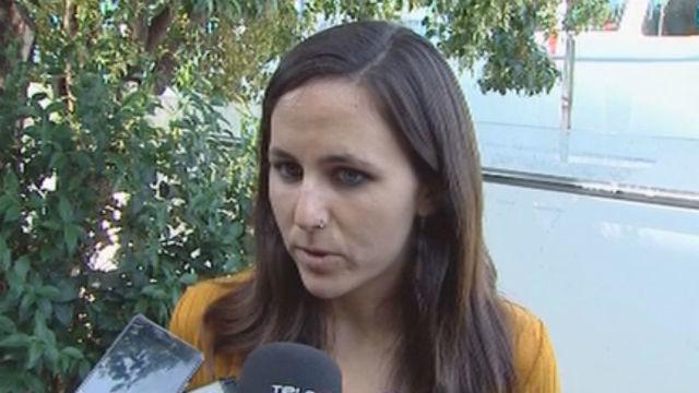 Iona Belarra, diputada de Podemos