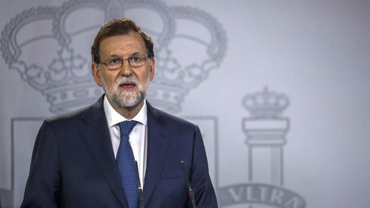 Rajoy recurre el referéndum al Constitucional y pide que advierta a los alcaldes