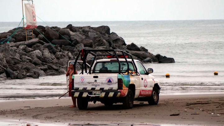 El huracán Katia se debilita tras tocar tierra pero causa estragos en México
