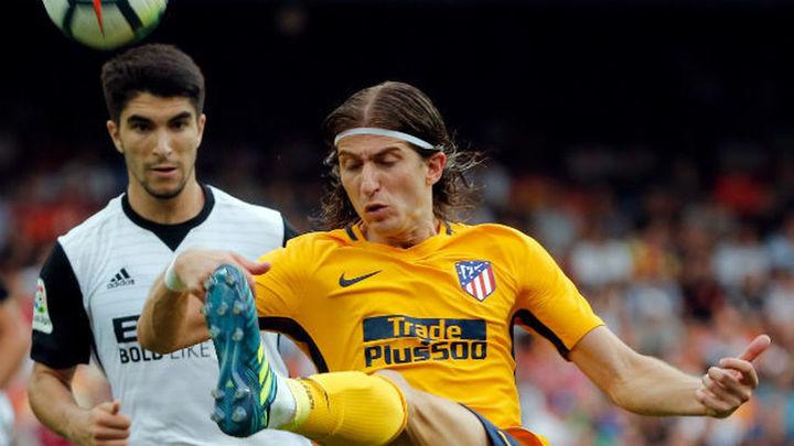 0-0. Justo empate en un partido intenso entre Atleti y Valencia