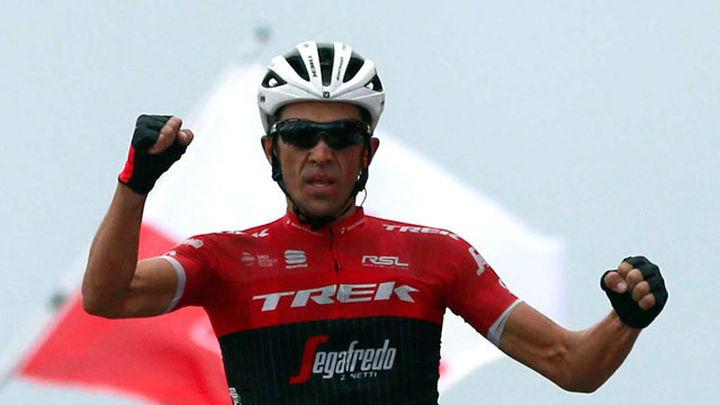 La Comunidad homenajeará a Alberto Contador por su despedida