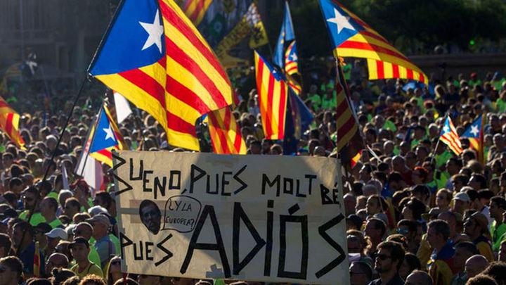 Seis de cada 10 catalanes piensan que el referéndum no es válido
