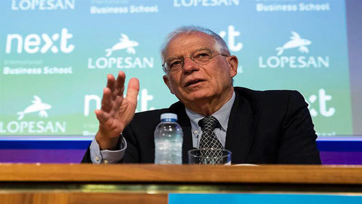 "Borrell no descarta que Rajoy tenga que tomar ""medidas coercitivas"" ante el 1-O"