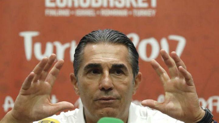 """Scariolo: """"Lo que más me preocupa de Eslovenia es su eficacia defensiva"""""""