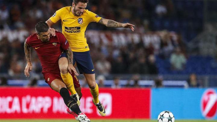 0-0. El asedio del Atleti no encuentra premio en Roma