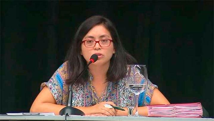 El PSOE pedirá que Rommy Arce sea apartada  como concejala-presidenta de Usera y Arganzuela