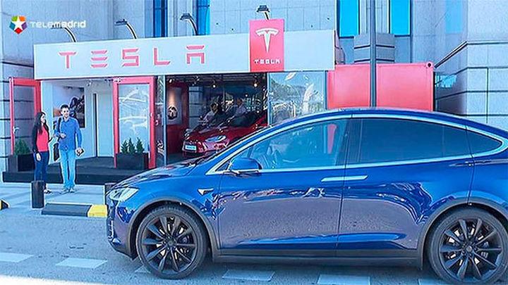 Ya se puede comprar un Tesla en Madrid
