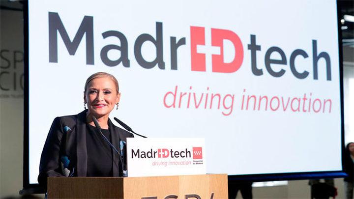 Cifuentes lanza 'MadrIDtech' para ser polo europeo de innovación tecnológica