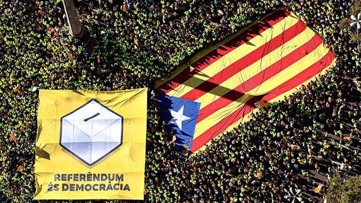 La Guardia Civil clausura la web del 1-O por orden de un Juzgado de Barcelona