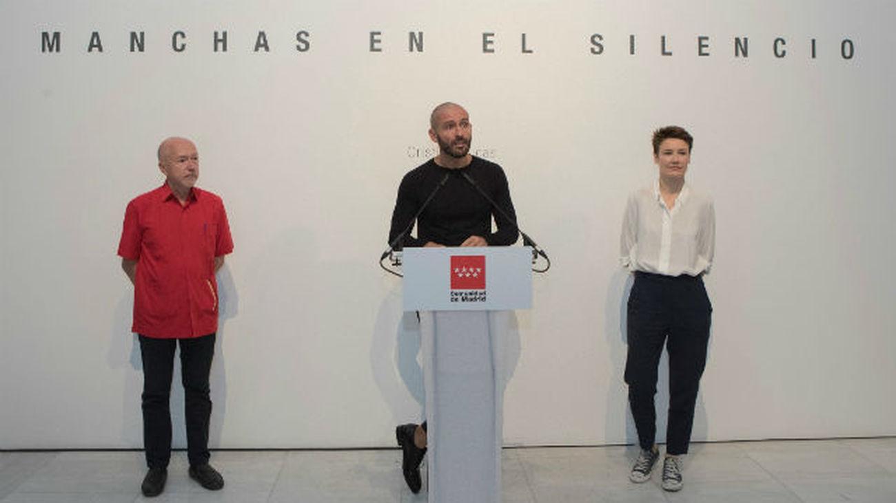 """La Sala Alcalá 31 inaugura la temporada con """"Manchas en el silencio"""""""