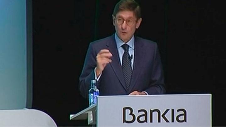 """Goirigolzarri: La fusión Bankia-BMN """"nos consolida como cuarto banco de España"""""""