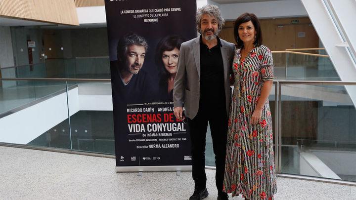 """Ricardo Darín: """"El premio Donostia es el más importante de mi vida"""""""