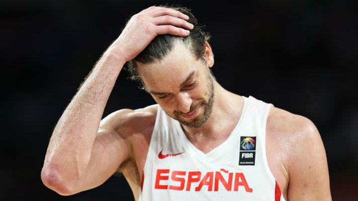 """Pau Gasol: """"Mi futuro en la selección es la medalla de bronce"""""""