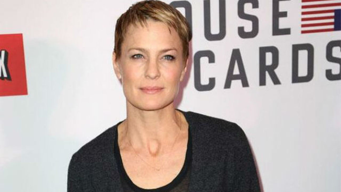 """Robin Wright (""""House of Cards"""")"""
