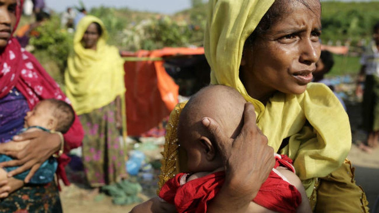La tragedia de los Rohinyá