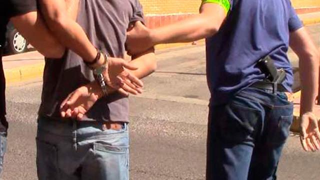Los detenidos pertenecían a una organización criminal itinerante de origen Balcánico