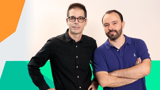 Moreno y Herráiz actualizan el día con un ritmo más reposado