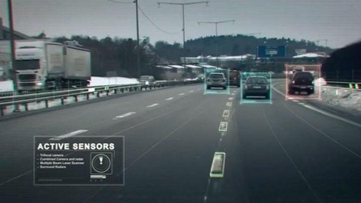Dudas sobre la reponsabilidad en caso de accidente de coches autónomos