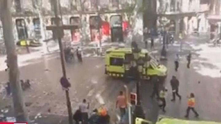 La célula de Ripoll planeó cometer atentados en Barcelona durante varios días