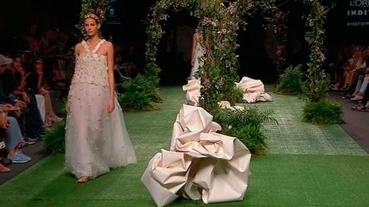 La Mercedes-Benz Fashion Week Madrid se pone romántica