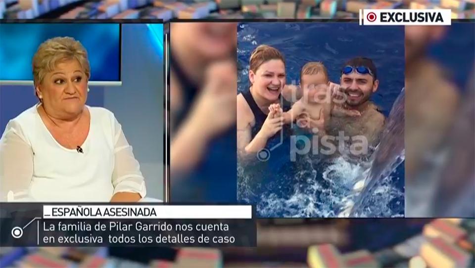 Entrevista exclusiva con la madre de Pilar Garrido, la española asesinada en México