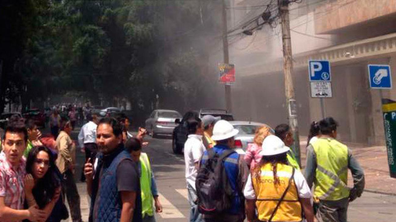 Terremoto en Ciudad de México