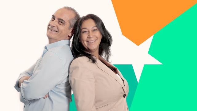 Carlos Ibáñez y Loli Jurado te despiertan cada día a las 6