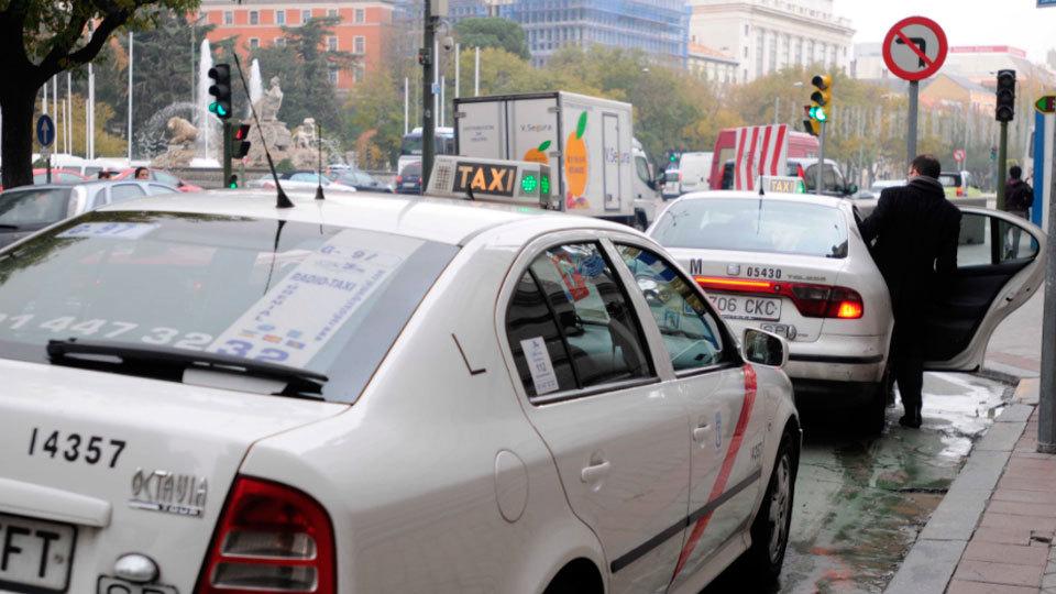 El sector del taxi innova y lanza una app para compartir trayectos