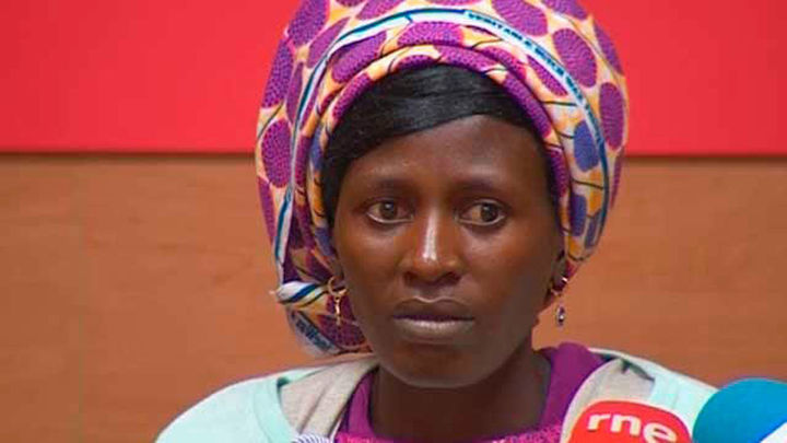 """Una joven secuestrada por Boko Haram: """"Antes, cuando me hablaban de Boko Haram no me  lo creía"""""""