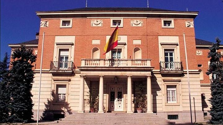 El Palacio de la Moncloa de Madrid abre sus puertas a los centros educativos