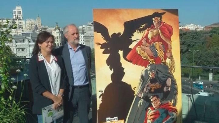 Cita internacional del comic en Madrid con el 'Heroes Comic Con' en Ifema