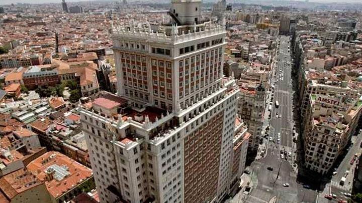 Las obras para convertir en hotel el Edificio España ya pueden comenzar