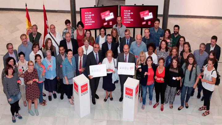 36.100 tarjetas de transporte 'Multi' para luchar contra la exclusión