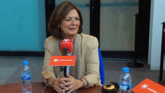 Paloma Adrados, presidenta de la Asamblea: