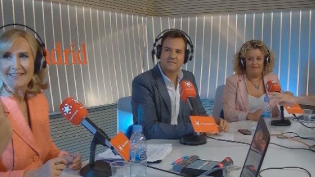Cristina Moreno y José de Uz Pardos, en Madrid Directo OM