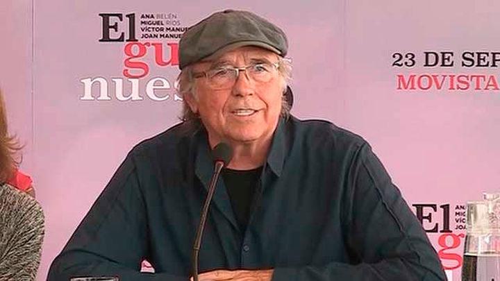 Serrat celebra 50 años de 'Mediterráneo' con una reedición en vinilo
