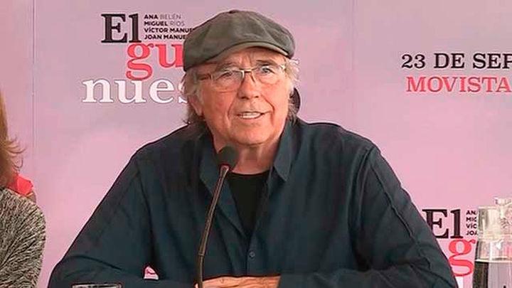 Serrat, Coixet y Morante de la Puebla, Premios de Cultura de la Comunidad