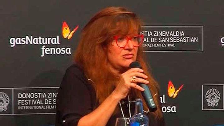 "Isabel Coixet apela al ""diálogo"" para poner  fin a la ""sensación de sitio"" en Cataluña"