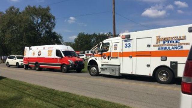 Al menos un muerto y siete heridos en un tiroteo en una iglesia en EEUU