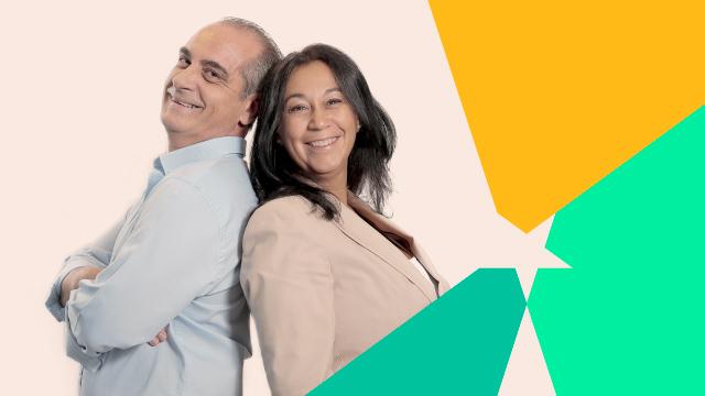 Carlos Ibáñez y Loli Jurado, desde las 6