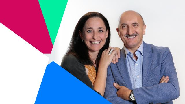 Magacín, Begoña Tormo y Alipio Gutiérrez