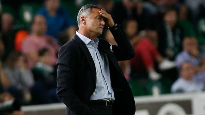 El Villarreal despide a Fran Escribá