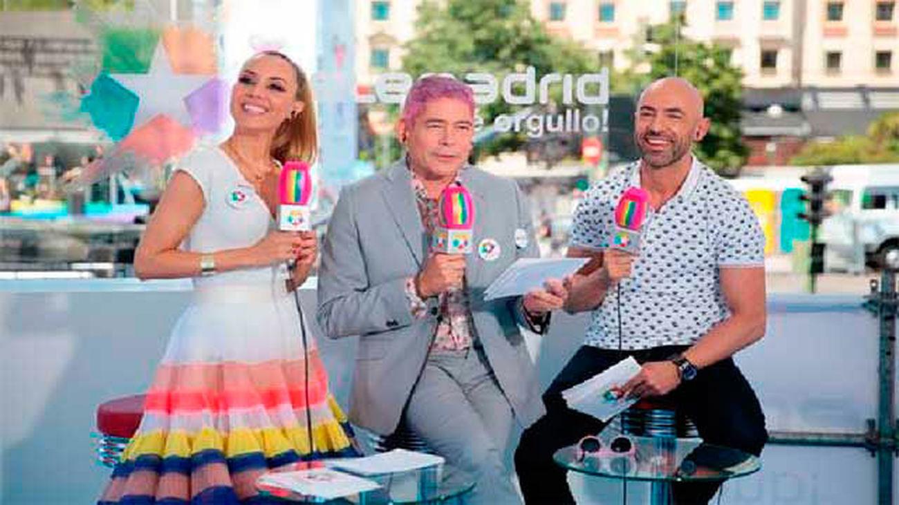 Telemadrid consigue el Premio Iris del Jurado de la Academia de la TV por la cobertura del World Pride