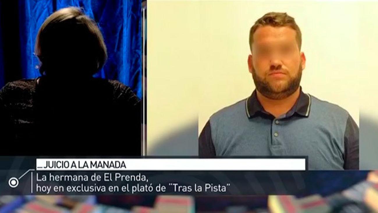 """La hermana de """"El Prenda"""", en exclusiva en Tras la Pista"""