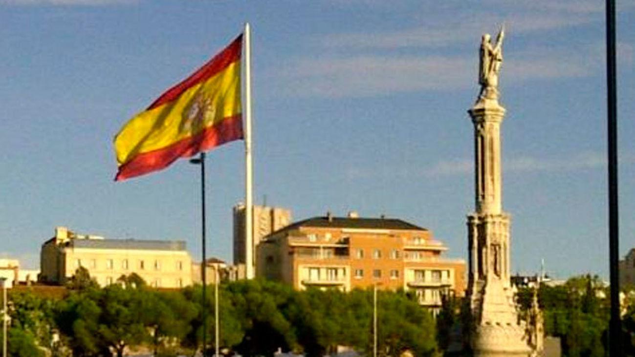 PP, Vox y Cs acuden a la manifestación contra los indultos tratando de evitar una nueva 'foto de Colón'