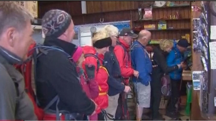 Buscan al afortunado ganador del euromillón en una pequeña isla de Irlanda